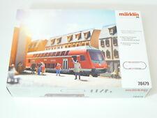 """Märklin H0 78479, Ergänzungspackung """"Regional-Express"""", DB, neu, OVP"""