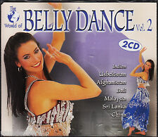 *CD - The World of BELLY dance Vol. 2 - 2 CD  (2002)