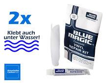 Blue Magic Flickzeug - Loch Wasserbett, Pool, Flicken, Flickset, Vinylkleber