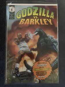 Godzilla vs. Charles Barkley (1993) One Shot NM- Dark Horse