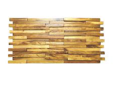 Rivestimento murale, pannelli di legno, inghiottita legno, rivestimento muri, le piastrelle a mosaico