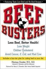 Beef Busters, Romaine, Deborah S., Adamson, Eve, Cloutier, Marissa, Good Book
