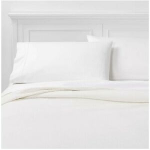 California King Textural Stripe Coverlet - Cream - Project 62 + Nate Berkus