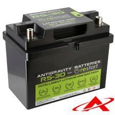 Antigravity RS-30 1200CCA, 30Ah Lithium Ion Car Battery with Re-Start Technology