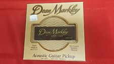 Dean Markley #3015 Promag Grand Soundhole Acoustic Guitar Pickup - Made in USA