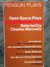 Penguin Open Space Plays Charles Marowitz John Herbert Roger McGough 1974