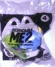 Sealed 2013 McDonalds Happy Meal Toy Despicable Me 2 Jerry Whizzer Whistle #4