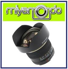 Samyang 14mm F/2.8 IF ED UMC Lens For Canon Mount