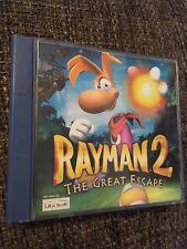 Rayman 2 - The Great Escape (Sega Dreamcast, 2000)