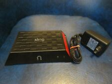 Sling Media Slingbox AV Internet TV SB240-100 Digital Streamer Box             B