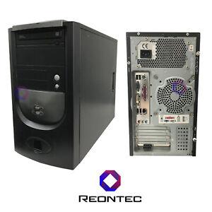 Desktop PC i5 Intel 2400 Windows 10 Pro 1,5TB HDD 8GB RAM