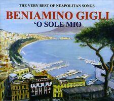 Beniamino Gigli - O Sole Mio [New CD]