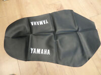 BLACK SEAT COVER TO FIT TDR125 1989-1992 YAMAHA