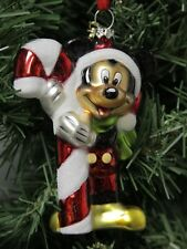 Mickey Mouse Disney 'Sketchbook Edition' Christmas Ornament, Glass