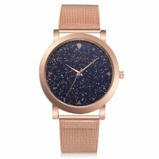 Rose Gold Color Ultra Star Brand Wrist Watch Watches Starry Sky Wristwatches