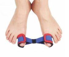 Toe Separator Elastic Belt Bunion Valgus Recovery Training Stretcher Align Toes