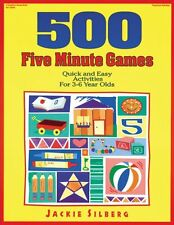 500 Five Minute Games: Quick and Easy Activities f
