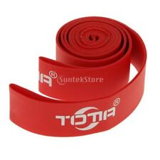 20mm Width Rim Protector Rim Tape Strap for 20 inch Bike Bicycles - Red
