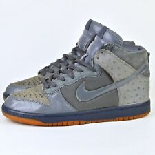 the best attitude b40b4 54968 2005 Nike Dunk High Deluxe MITA Ostrich Grey Gum Men s Size 9 312032-001  Rare