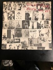 THE ROLLING STONES~EXILE ON MAIN ST~2 LP 'S~COC 2-2900~ATLANTIC~1972