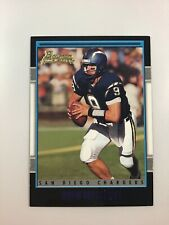 2004 Bowman Drew Brees Rookie RC Chargers Saints HOT #164