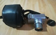 Olympus C-765 Ultra Zoom 4.0MP Digital Camera - 10x Zoom - Bag - Nice