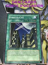 OCCASION Carte Yu Gi Oh GRATTE-CIEL GLD2-FR038 BE