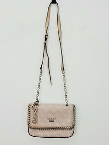 [ GUESS ] Womens Small Signature Sling Crossbody Bag / Handbag - As NEW