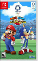 Mario and Sonic at the Olympic Games Tokyo 2020 (Nintendo Switch, 2020)