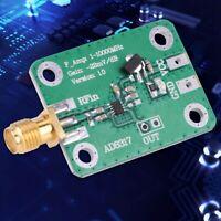 1M-10000MHz AD8317 Détecteur Logarithmique À Haute Fréquence radio Wattmètre