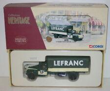 CORGI 1/50 SCALE COLLECTION HERITAGE 74002 CITROEN TYPE 55 BACHE LEFRANC