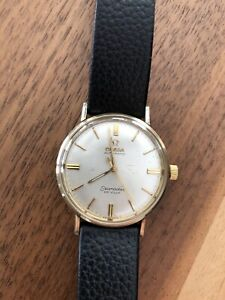 Omega Seamaster Deville Automatic 17 Jewel Wristwatch - Cal. 550 - Clean