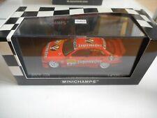 "Minichamps BMW 320i ""Jagermeister"" #25 in Orange on 1:43 in Box"