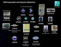 DDR VEB Fahrzeug Industrie Abzeichen, Anstecknadeln AUSSUCHEN