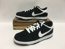 Nike Dunk Low Shoes Black White 904234-001 Men's Size 6.5 = Women's Size 8 NEW