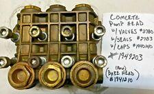 USED - AR XWA PUMP HEAD COMPLETE FOR XWA9G.24   - # 1949203
