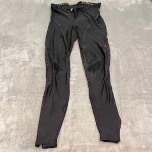 SPECIALIZED Thermal Fleece Lined Cycling Tights Pants Ankle Zip Women's Large
