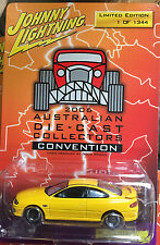 Australia Holden Monaro Convention Car Pontiac GTO Johnny Lightning 1/64