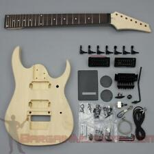 Bargain Musician - GK-022 - DIY Unfinished Project Luthier Guitar Kit