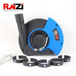 "Raizi 7"" Universal Surface Grinding Dust Shroud Dust Cover For Angle Grinder"