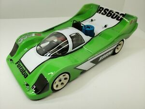 PICCO RS600 1/8 COMPETITION RACER SEE PICTURES