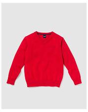 Pulls et cardigans rouge pour garçon de 12 ans