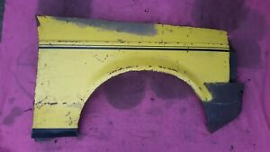 RS2000 ESCORT MK2 DRIVERS OFFSIDE NOSECONE TYPE STEEL FRONT WING FENDER GUARD