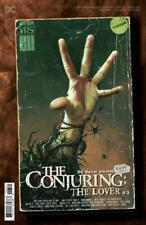 DC HORROR PRESENTS THE CONJURING THE LOVER #3 - Card Stock Variant - 08/03/21