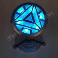 Genuine IRON MAN Toys Legend 1:1 Tony Stark ARC Reactor Prop Replica Lighted NIB