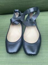 CHLOE Black Ballet Flats 39