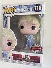 Disney Funko Pop! Frozen II - Elsa #716 Special Edition Vinyl
