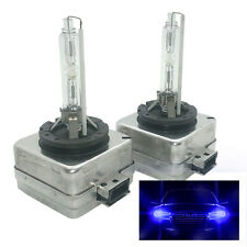 2x HID Xenon Headlight Bulb 10000k Blue D1S Fits Jeep Liberty RTD1SDB10JE
