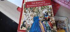 The Baroque Bohemian Cat's Tarot Cards Karen Mahony Alex Ukolov With Guidebook