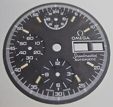 OMEGA Chronograph dial for speedmaster cal 1045  automatic